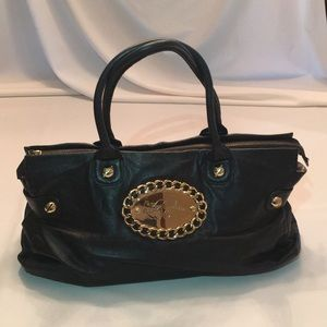 Betsey Johnson - Leather Purse - Black